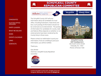 Schuylkill County Republican Committee
