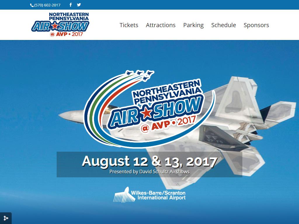 Northeastern Pennsylvania Air Show