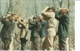 21_Our first school program was a bird walk with Chestnut Hill Academy