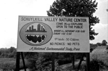 5_Schuylkill Valley Nature Center sign
