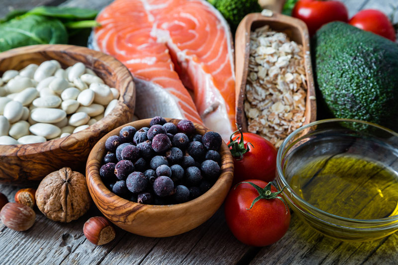 Heart Smart Foods to Help You Improve Your Health