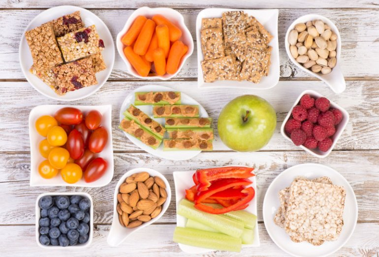 Nutritious Snack Ideas to Help You Stay Inspired to Eat Healthy