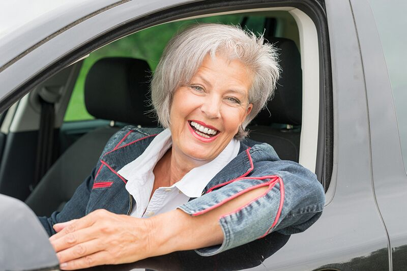 Indications that Seniors Should Stop Driving