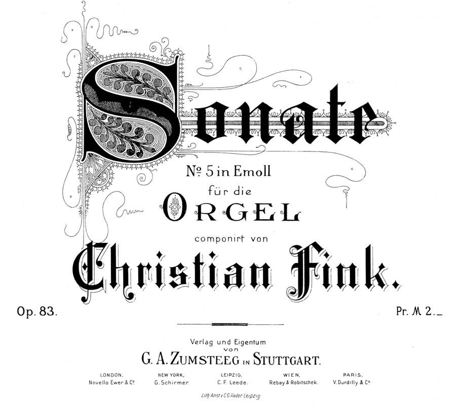 Fink, Christian