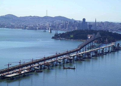 Bay Bridge Skyway Project Complete