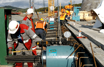 SDI : : Post-Tensioning + Stay Cable Systems for Civil