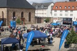Hessenschau Sommertour LIVE in Schwalmstadt Ziegenhain