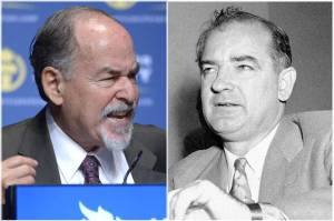 David Horowitz and Joseph McCarthy