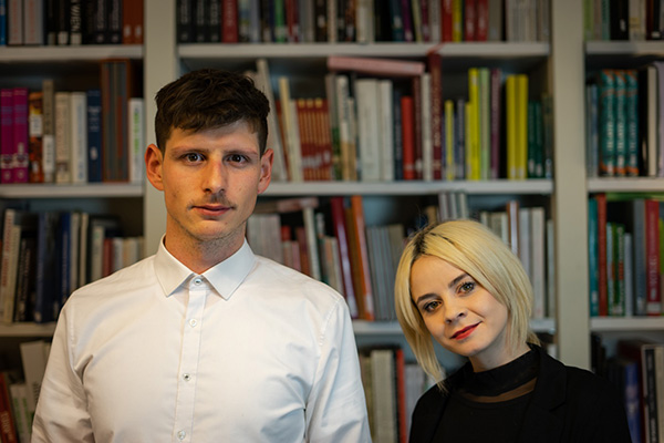 Michelle Guiboud-Ribaud und Florian Frei | © Yan Bululukov