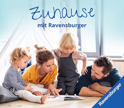 Ravensburger startet Online-Angebot für Familien