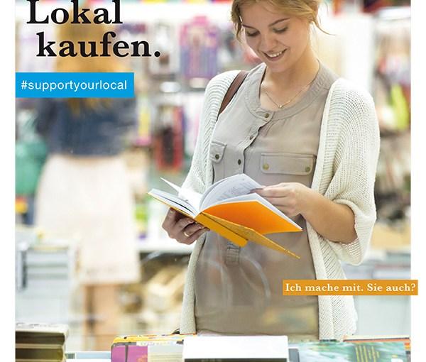 """""""Rettet den Einzelhandel"""" – Ganske Verlagsgruppe unterstützt Buch- und Einzelhandel"""