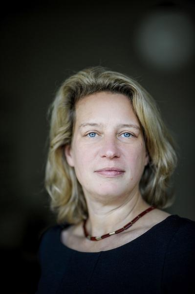 Barbara Laugwitz © Thorsten Wulff