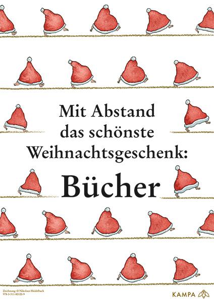 Plakat-Weihnachten | © Kampa Verlag