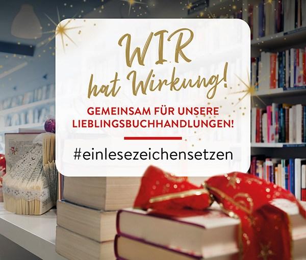 Bastei Lübbe unterstützt den Buchhandel im Weihnachtsgeschäft erneut mit facettenreicher Aktion