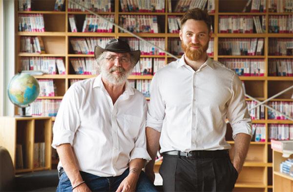 Peter Rump und Wayan Rump   © reise-know-how
