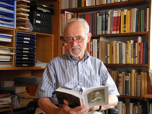 Ulrich Keicher | © Kurt-Wolff-Stiftung