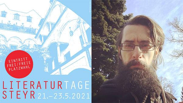 5. Literaturtage Steyr : 21.—23. Mai 2021