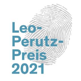 Logo Leo-Perutz-Preis 2021