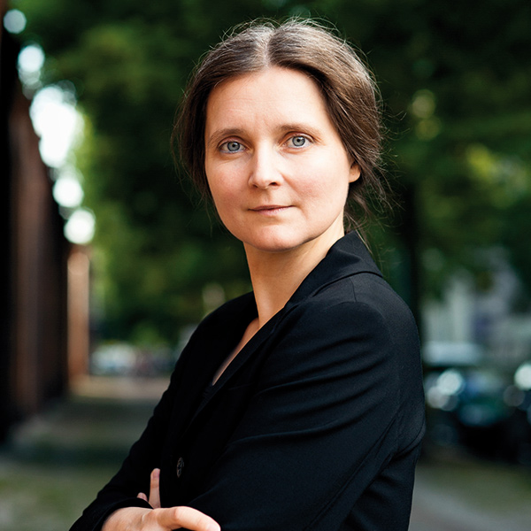 Marion Poschmann | © Heike Steinweg / Crespo Foundation