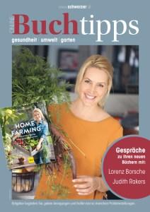 Cover Buchtipps: gesundheit | umwelt | garten