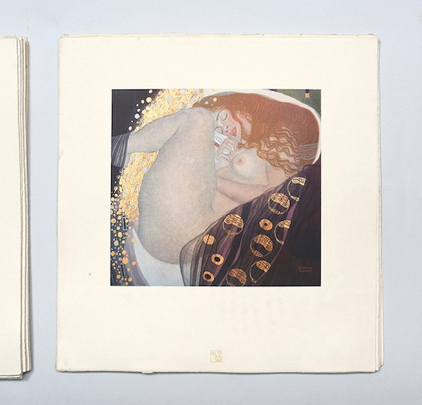 Das Werk Gustav Klimts | © Verband Antiquare Österreichs