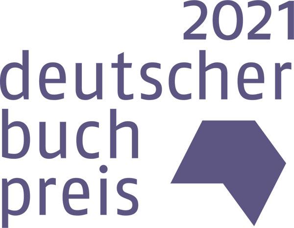 Logo Deutscher Buchpreis 2021
