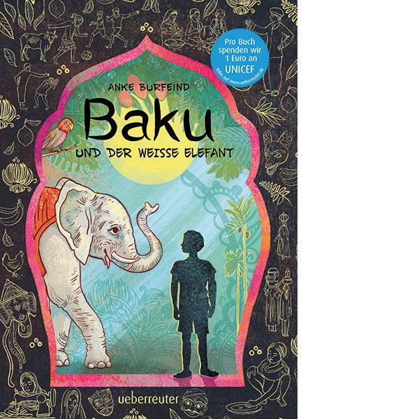 Cover Baku und der weiße Elefant