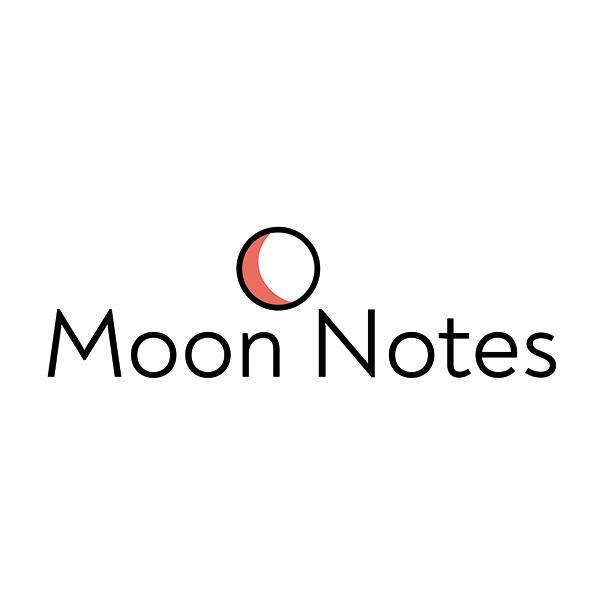 Logo Moon Notes