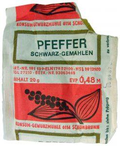 Pfeffertüte DDR