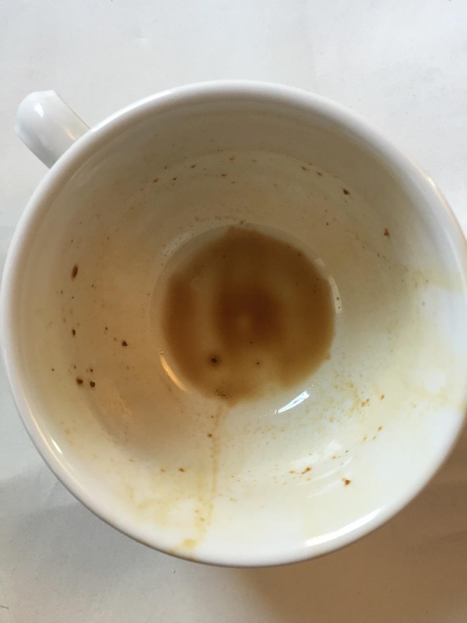 Kaffeeverkostung beendet