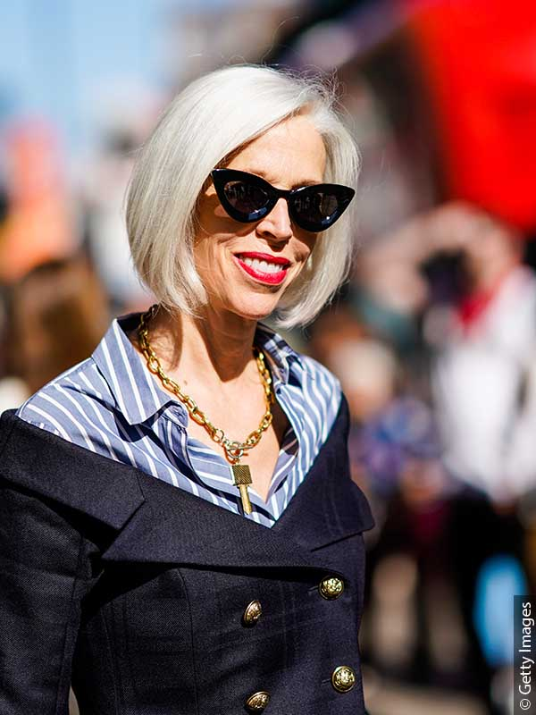 Well Styled At Any Age The Best Hairstyles For Women Over 60