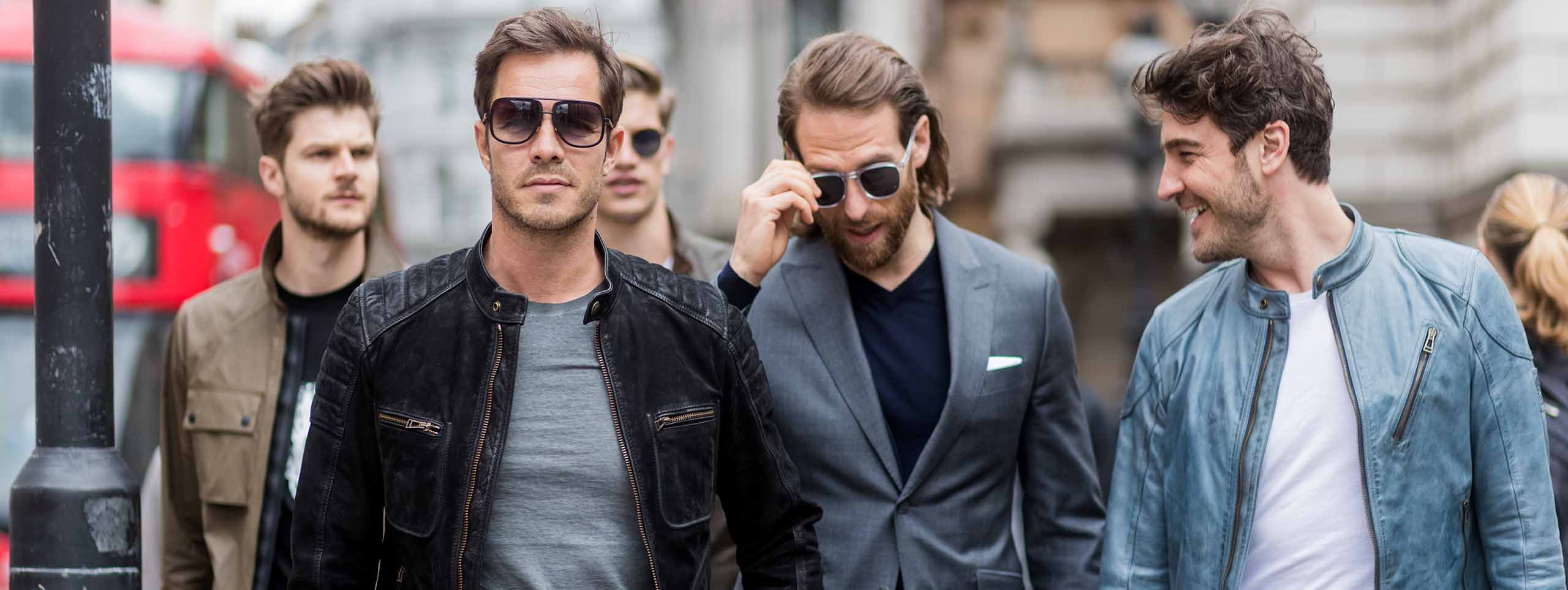 These Mens Hairstyles Are On Trend In 2018