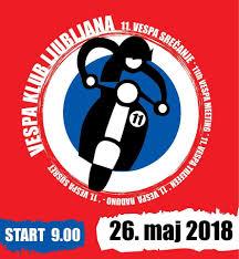Vespa Treffen Ljubljana 26.05.2018