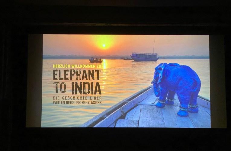 ELEPHANT to INDIA