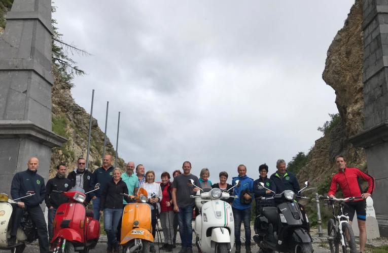 Clubausfahrt auf den Loibl