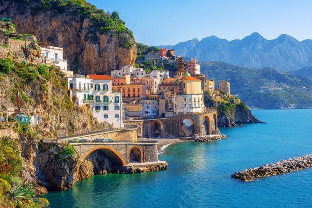GEPLANT – Amalfiküste