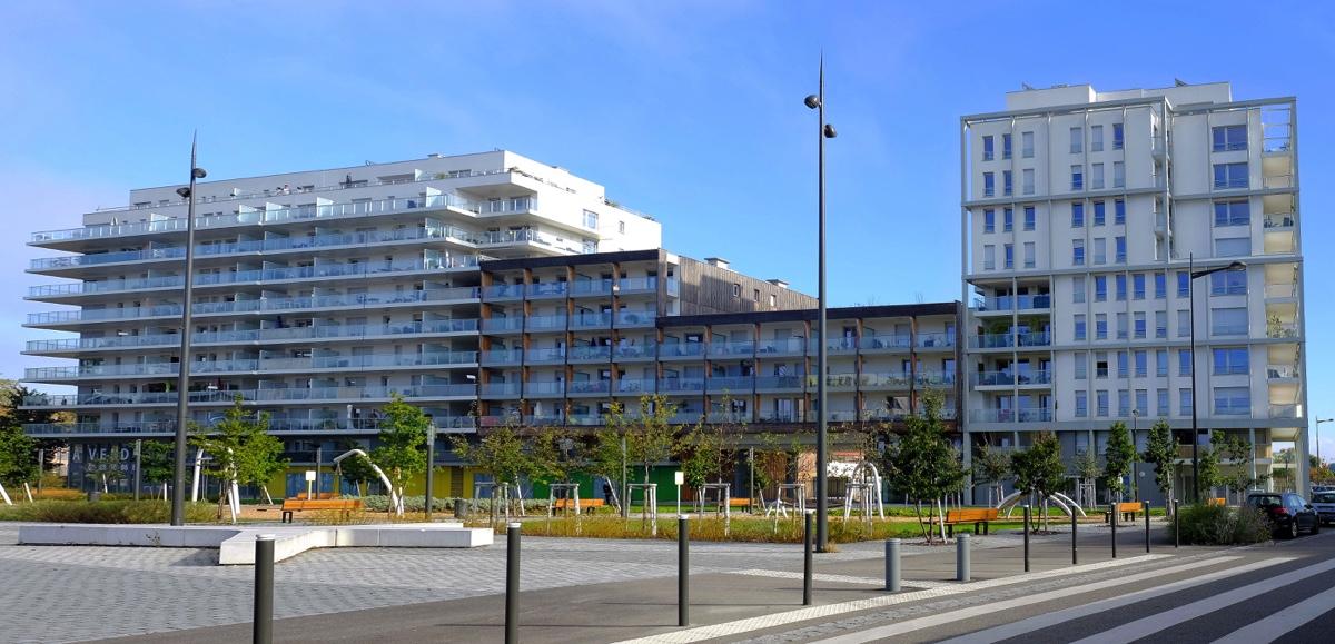 Fotos La nouvelle ville et jardin des Deux Rives  Strasbourg  Kehl Jardin Passerelle Brcke