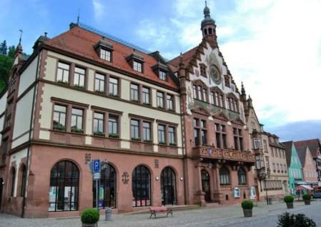 בית העירייה וולפאך