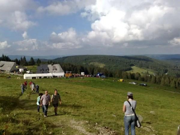 Laurentiusfest am Feldberg
