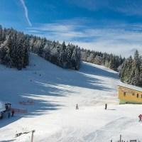 Skifahren am Notschrei