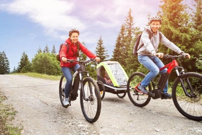 E-Bike - Bequem entdecken
