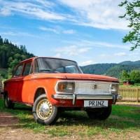 Der Schwarzwald und das Auto