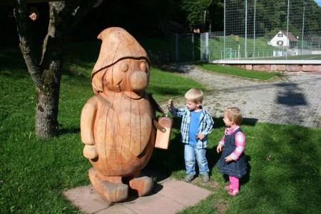 الصورة: المعلومات السياحية Oberharmersbach