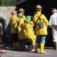 Besucherbergwerk Grube Wenzel