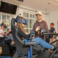 Simulator in der virtuellen Welt