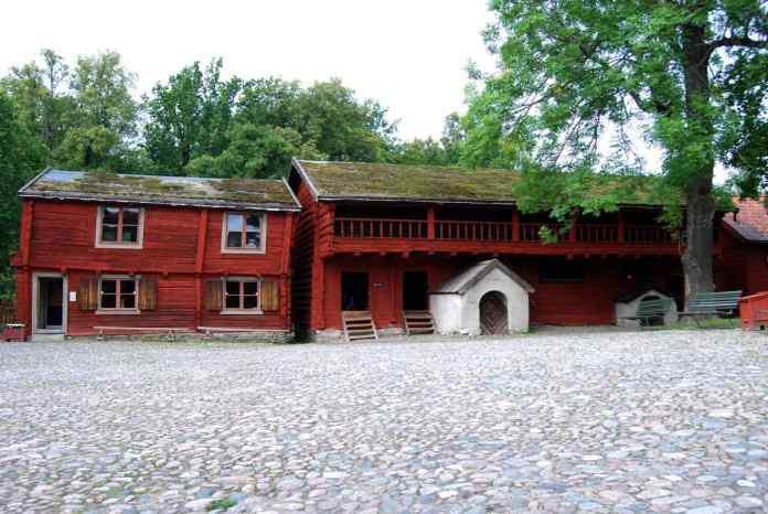 Steine des Anstossen. In Örebro sind Pflastersteinen umstritten. (Foto: Örebro Tourismus)