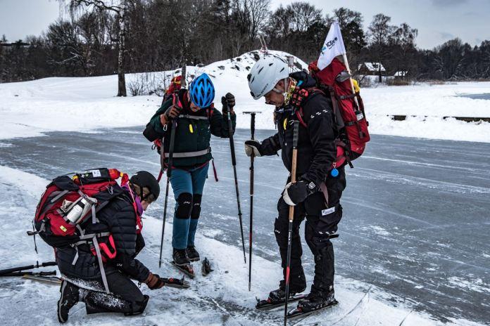 Ice Skatiing