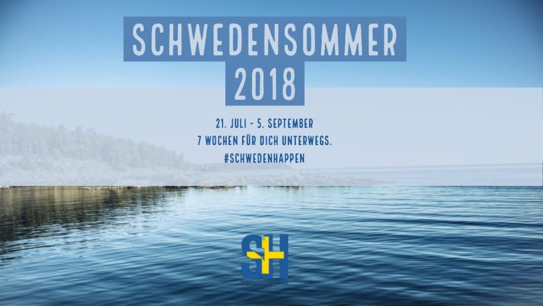 Schwedensommer 2018