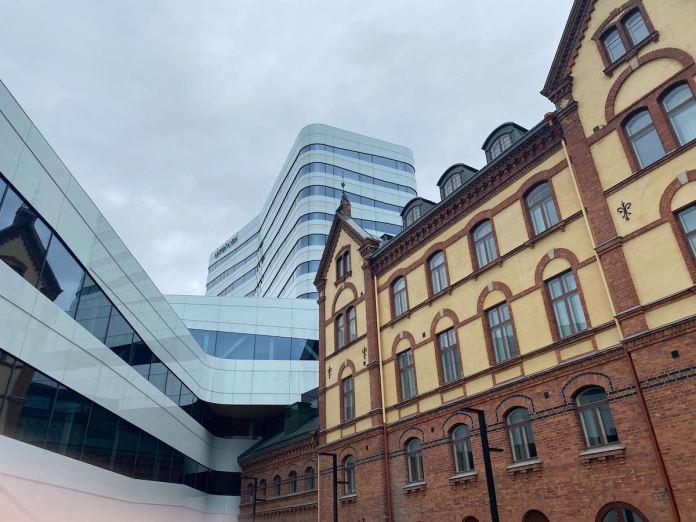 Skandinaviensommer Umeå