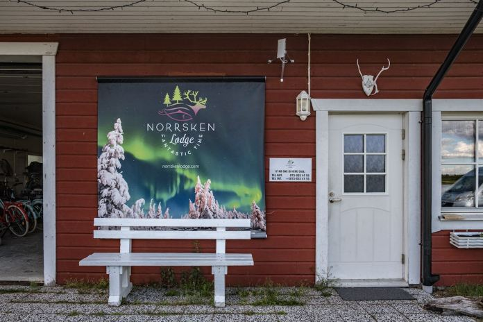 Norrsken Lodge Sami Louge